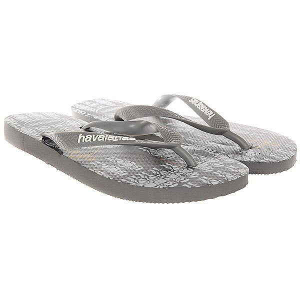 Вьетнамки Havaianas Star Wars Real Grey плащ paul smith плащи короткие