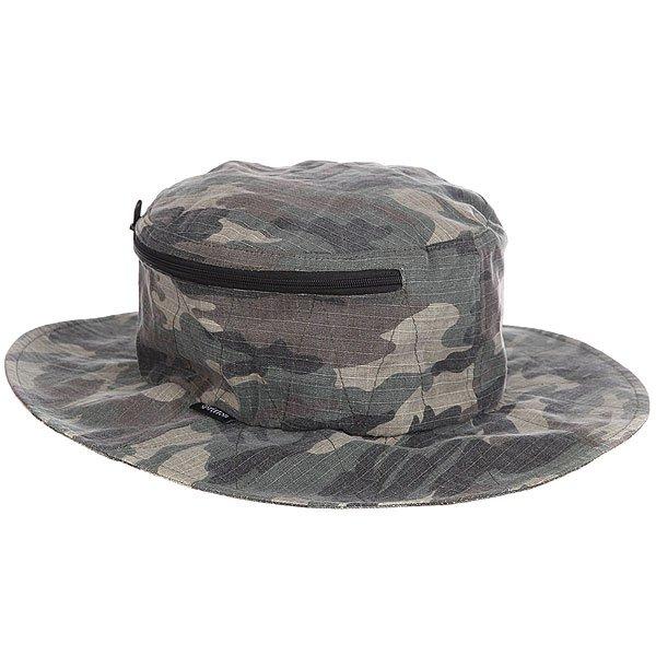 Панама Brixton Stow Bucket Hat Camo