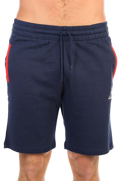 Шорты классические Le Coq Sportif Covey N°2 Short Dress Blues<br><br>Цвет: синий<br>Тип: Шорты классические<br>Возраст: Взрослый<br>Пол: Мужской