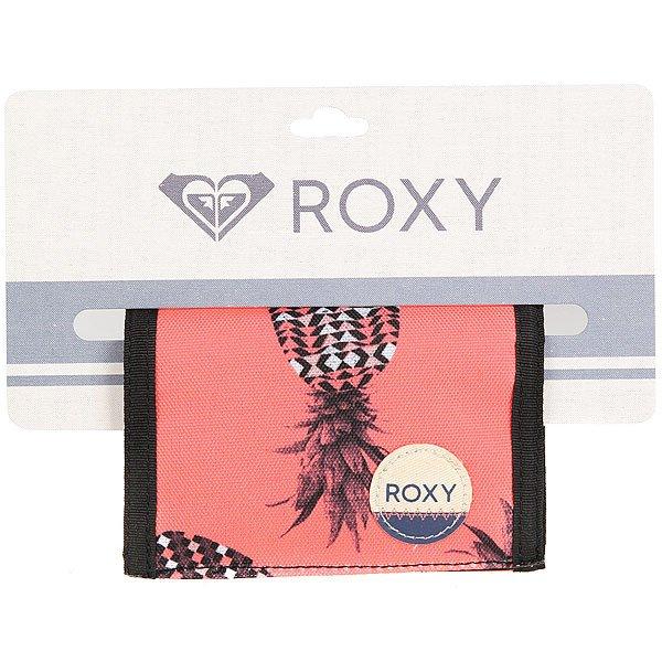 Кошелек женский Roxy Small Beach Ax Neon Grapefruit