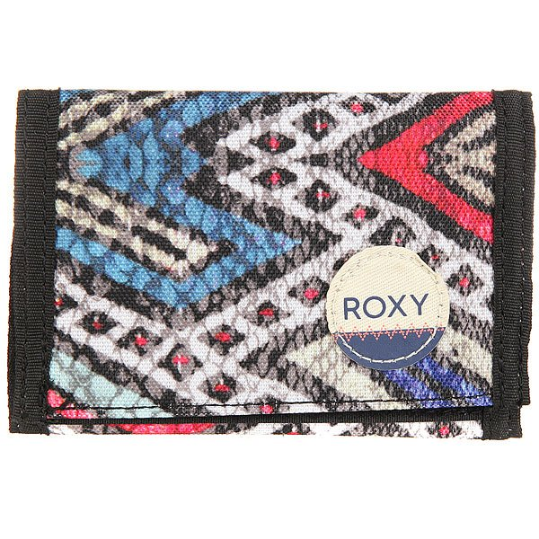 Кошелек женский Roxy Small Beach Regata Soaring Eyes