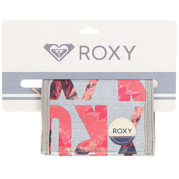 Кошелек женский Roxy Small Beach Ax Heritage Heather