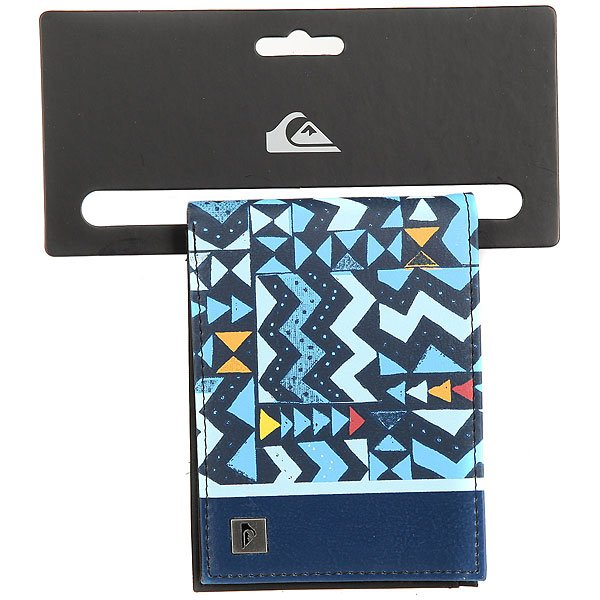 Кошелек Quiksilver Freshnessii Estate Blue
