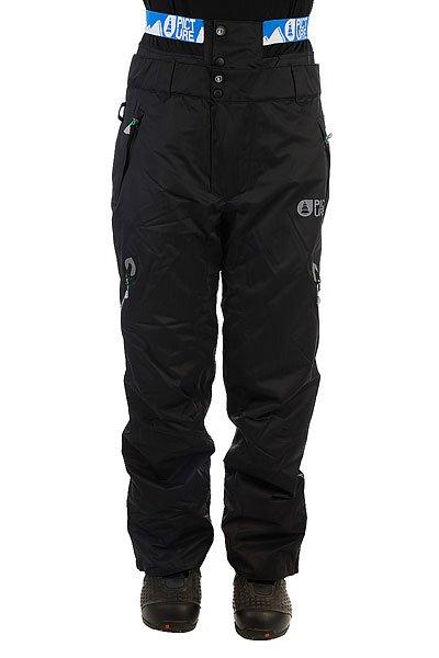 Штаны сноубордические Picture Organic Contrast Black<br><br>Цвет: черный<br>Тип: Штаны сноубордические<br>Возраст: Взрослый<br>Пол: Мужской