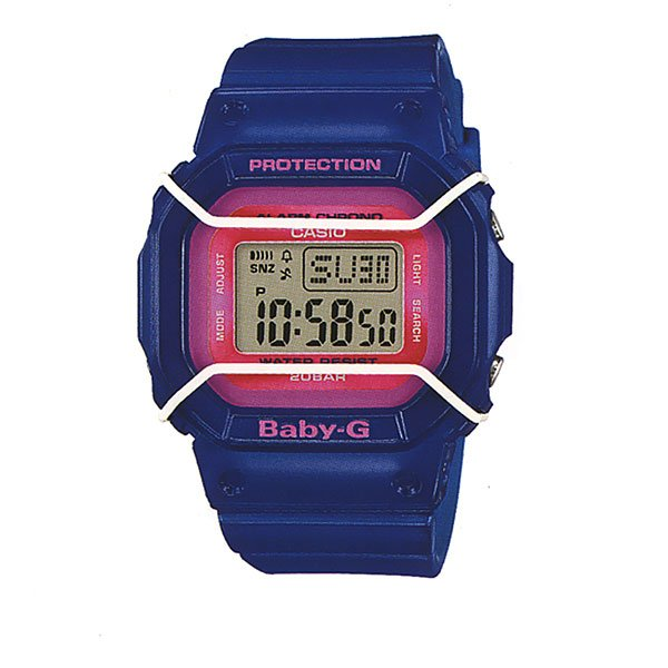 Кварцевые часы женские Casio G-Shock Baby-g 67604 Bgd-501fs-2e Blue часы женские casio g shock baby g ba 120 7b white