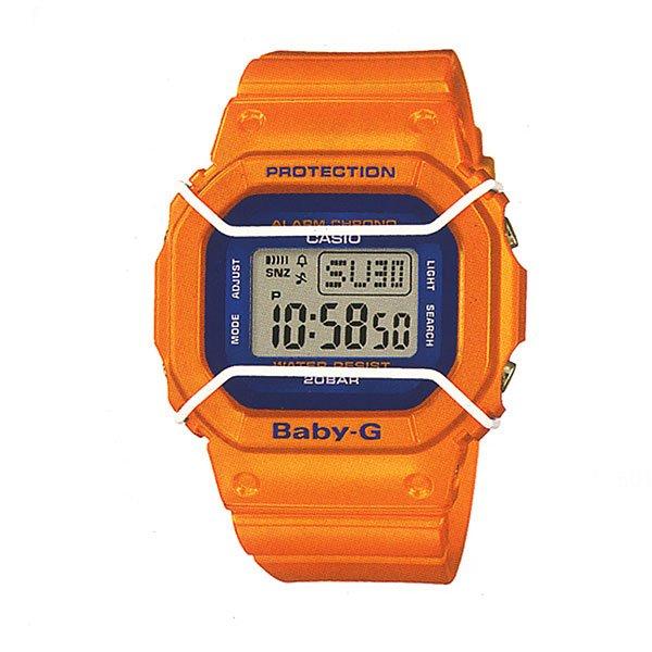 Кварцевые часы женские Casio G-Shock Baby-g 67605 Bgd-501fs-4eПеред вами компактные и удобные часыCasio BGD-501UM-2ERкоторые относятся к коллекции Baby-G. Данная модель представлена в матовом полимерном корпусе красивого синего цвета. Сам же циферблат достаточно крупный и легко читаемый, надежно защищен минеральным стеклом. Электронный дисплей часов ярко подсвечивается за счет наличия люминесцентной подсветки. Эти часы созданы для тех людей, которые ценят простоту, лаконичность и удобство.Характеристики:Отличительная особенность данной модели - металлический протектор дисплея, который делает эту модель абсолютно неубиваемой и одной из самых узнаваемых и необычных во всем модельном ряду BABY-G.Функции: будильник, таймер обратного отсчета, секундомер. ФункцияМировое времяможет показывать который час сейчас в той или иной точке планеты.Возможностьвключать или отключать звук кнопокпри переключении функций, но при этом сигналы установленные ранее остаются активными. Автоматический календарьбудет отображать точную дату. Функция12/24-часовое отображение временипредставляет собой возможность настройки отображения времени в двух форматах - в 12-ти часовом.<br><br>Цвет: оранжевый<br>Тип: Кварцевые часы<br>Возраст: Взрослый<br>Пол: Женский