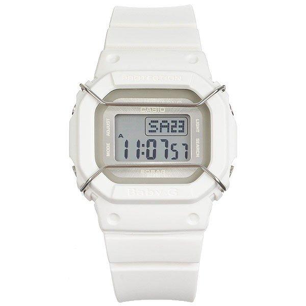 Кварцевые часы женские Casio G-Shock Baby-g 67606 Bgd-501fs-7eПеред вами компактные и удобные часыCasio BGD-501UM-2ERкоторые относятся к коллекции Baby-G. Данная модель представлена в матовом полимерном корпусе красивого синего цвета. Сам же циферблат достаточно крупный и легко читаемый, надежно защищен минеральным стеклом. Электронный дисплей часов ярко подсвечивается за счет наличия люминесцентной подсветки. Эти часы созданы для тех людей, которые ценят простоту, лаконичность и удобство.Характеристики:Отличительная особенность данной модели - металлический протектор дисплея, который делает эту модель абсолютно неубиваемой и одной из самых узнаваемых и необычных во всем модельном ряду BABY-G.Функции: будильник, таймер обратного отсчета, секундомер. ФункцияМировое времяможет показывать который час сейчас в той или иной точке планеты.Возможностьвключать или отключать звук кнопокпри переключении функций, но при этом сигналы установленные ранее остаются активными. Автоматический календарьбудет отображать точную дату. Функция12/24-часовое отображение временипредставляет собой возможность настройки отображения времени в двух форматах - в 12-ти часовом.<br><br>Цвет: белый<br>Тип: Кварцевые часы<br>Возраст: Взрослый<br>Пол: Женский