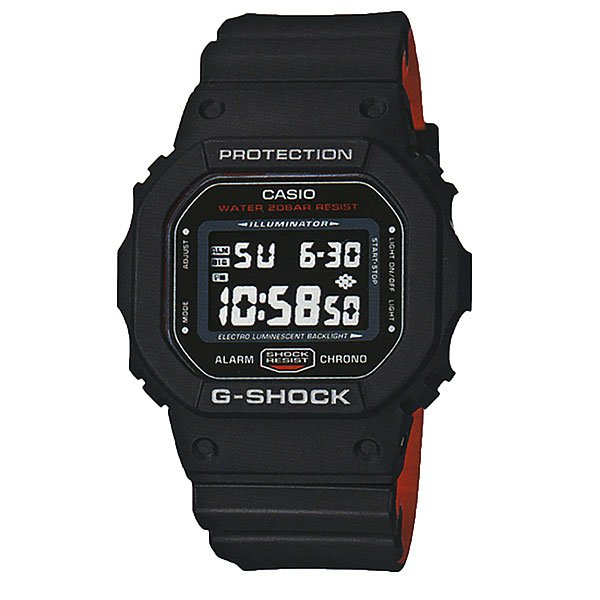 Кварцевые часы Casio G-shock 67574 Dw-5600hr-1e часы g shock dw 5600hr 1e casio