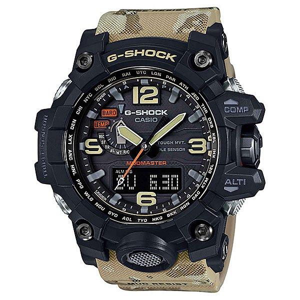 Кварцевые часы Casio G-shock Premium 67376 Gwg-1000dc-1a5Благодаря противоударной защите часы могут выдержать достаточно сильный удар или сотрясение без негативных последствий. Характеристики:Автономная экологически чистая солнечная панель обеспечивает часы энергией. Неиспользуемая энергия запасается в аккумуляторной батарейке часов. Приемник радиосигнала DCF/MSF/WWVB/JJY. Часы покрытые специальным составом NEOBRITE метки на циферблате и/или на стрелках светятся в темноте, если предварительно часы побывали на свету. С помощью функции мирового времени часы отображают время в 29 часовых поясах. Часы показывают текущую дату и день недели. Прошедшее время измеряется с точностью 1/20 секунды. Максимальное измеряемое время 1 час. Таймер1/1-СЕК - 2 ЧАСА. Ежедневный сигнал напомнит вам о текущих делах с помощью установленного на определенное время звукового сигнала. 12/24-часовой формат времени. Сапфировое стекло. Корпус из нержавеющей стали. Браслет из нержавеющей стали. Безопасный замок.<br><br>Цвет: серый,черный<br>Тип: Кварцевые часы<br>Возраст: Взрослый<br>Пол: Мужской
