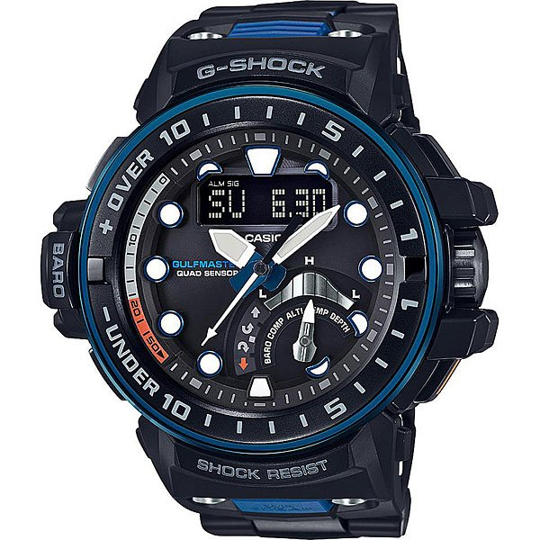 Кварцевые часы Casio G-shock Premium 67377 Gwn-q1000mc-1a2