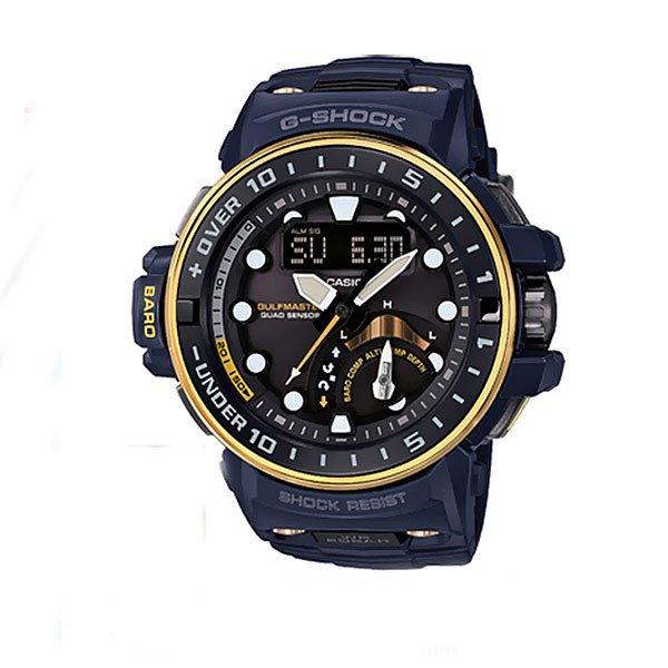 Кварцевые часы Casio G-shock Premium 67592 Gwn-q1000nv-2a часы casio g shock gulfmaster gwn 1000b 1b black navy