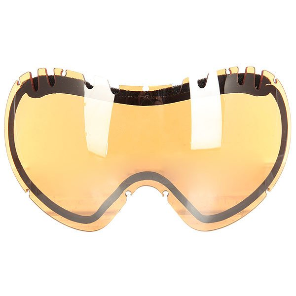 Линза для маски Dragon Foil Rpl Lens Gold Lonized линза для маски von zipper lens feenom nls yellow