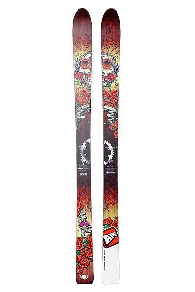 Горные лыжи Apo Starsky 173  MultiАбсолютное оружие для фрирайда, Wyatt является синонимом свободы! На трассе, по бездорожью или в снегу они впечатлят вас своей стабильностью.Технические характеристики: Сердечник Omega из двух видов тополя для большей прочности, динамичности и стабильности.Конструкция 2D Torsion Box имеет легкий вес и экономит силы лыжника.4 слоя стекловолокна делают лыжи более прочными.Скользяк Sintered 4000/Stone Grind - лучшее скольжение на мокром снегу.Боковины Slanted из пластика ABS.Прогиб - классический кэмбер.Для профессионалов.<br><br>Цвет: мультиколор<br>Тип: Горные лыжи<br>Возраст: Взрослый<br>Пол: Мужской