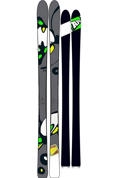 Горные лыжи Apo Jean 171 ClaudeБезопасные и стабильные лыжи для любой местности, идеально подходят для снега и твердой поверхности.Технические характеристики: 100% деревянный сердечник.Конструкция Torsion Box имеет легкий вес и экономит силы лыжника.4 слоя стекловолокна делают лыжи более прочными.Скользяк Sintered 2000/Stone Grind - лучшее скольжение на мокром снегу.Форма Flat Tail.Уровень катания - продвинутый.<br><br>Цвет: черный,серый,белый<br>Тип: Горные лыжи<br>Возраст: Взрослый<br>Пол: Мужской