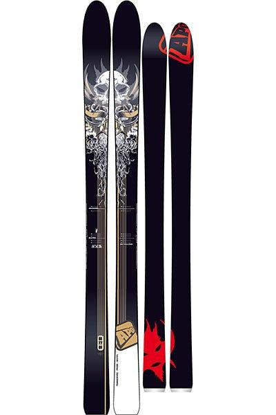 Горные лыжи Apo Wyatt 189 Black/White/Red от Proskater