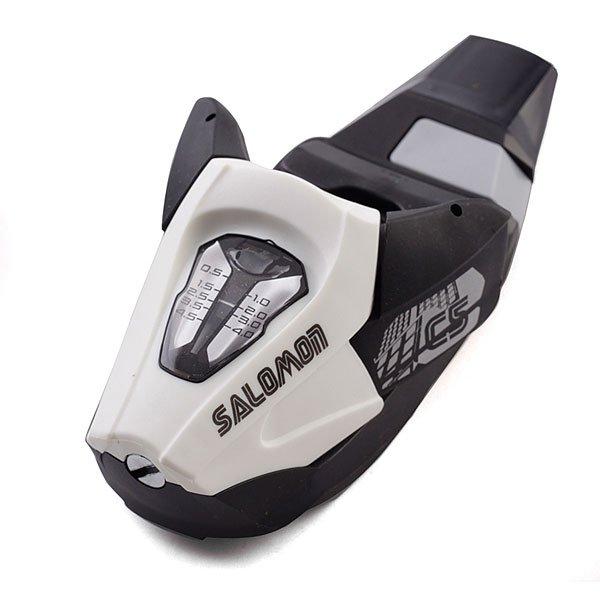 Крепления для лыж Salomon Nrc5 Easytrak Size J85 WhiteЛегкое крепление для лыж. Характеристики:Затяжка DIN 0,75-4,5. Антиблокировочная система AFS. Полная диагональ головки креплений. Мысок: SX Kid + TRP система. Антифрикционый слайдер AFS Jr.Износостойкое покрытие. Пятка: SX Kid. Cкистоп BRAKE 74[K).<br><br>Цвет: черный,белый<br>Тип: Крепления для лыж<br>Возраст: Взрослый<br>Пол: Мужской