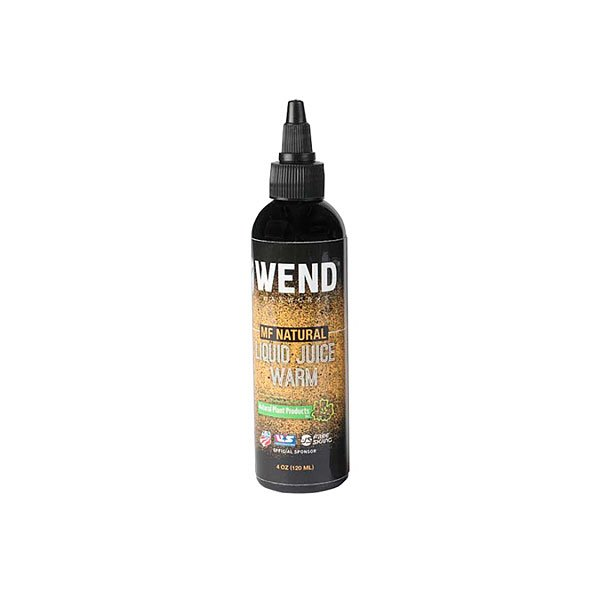 Жидкий Парафин Wend Mf Natural Liquid Juice Warm 120 Ml Black