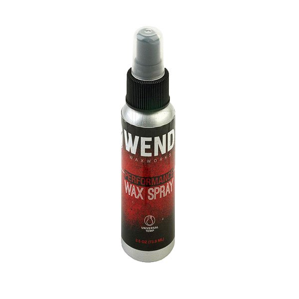 Жидкий Парафин Wend Nf Performance Wax Spray Universal 74 Ml Black