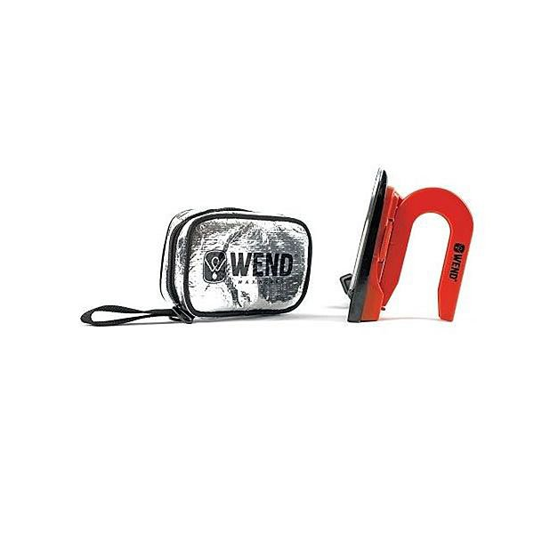 Набор парафинов Wend Waxing Iron And Travel Kit Black/Burgundy