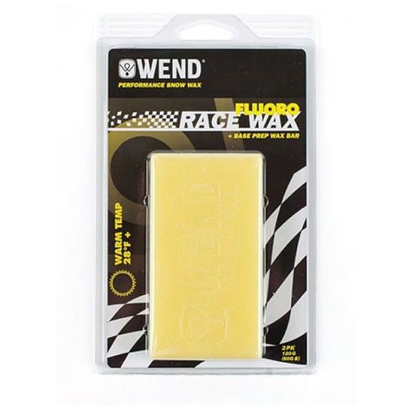 Набор парафинов Wend Hf Race Wax Warm+base 60+60 G Yellow
