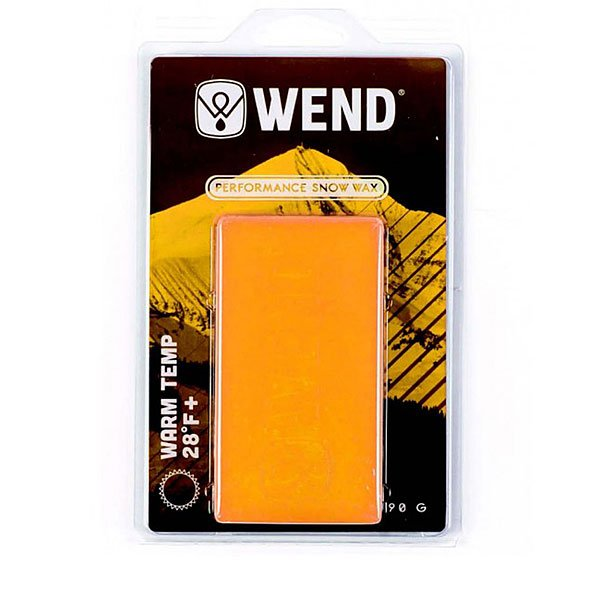 Парафин Wend Nf Performance Wax Warm 90 G Green/Black