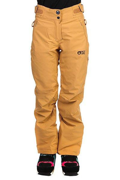 Штаны сноубордические женские Picture Organic Fly Pant BeigeУниверсальные штаны для любого случая. Прекрасно смотрятся в любом цвете и гарантируют полную свободу движений.Технические характеристики: Переработанный полиэстер.Мембрана Dry Play.Водоотталкивающая обработка C6 DWR PFOA PFOS.Утеплитель Coremax.Полностью проклеенные швы.Эластичный и регулируемый пояс.Вентиляционные молнии.Подкладка Coremax Brush Polar.Индекс тепла 5/10.Современный прямой и структурированный крой.<br><br>Цвет: бежевый<br>Тип: Штаны сноубордические<br>Возраст: Взрослый<br>Пол: Женский