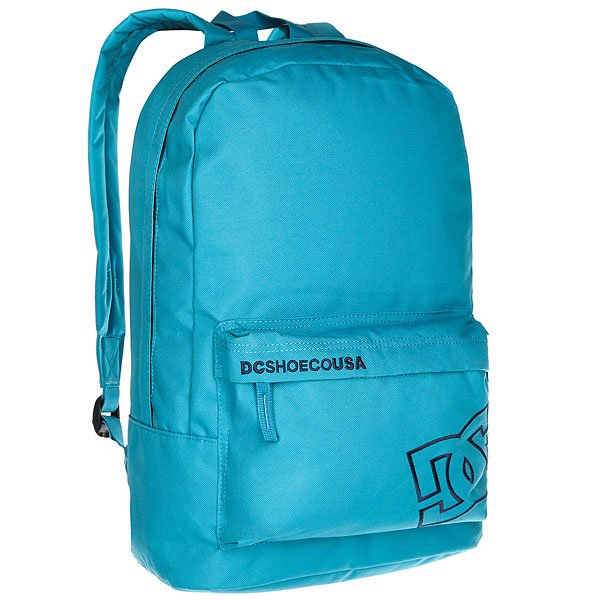 Рюкзак городской DC Shoes Bunker Solid Blue Moon