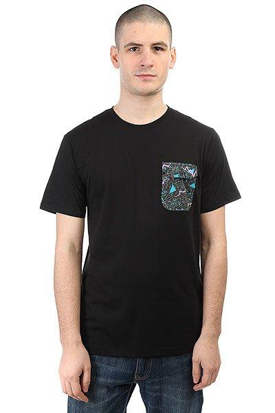 Футболка DC Owensboro Black<br><br>Цвет: черный<br>Тип: Футболка<br>Возраст: Взрослый<br>Пол: Мужской