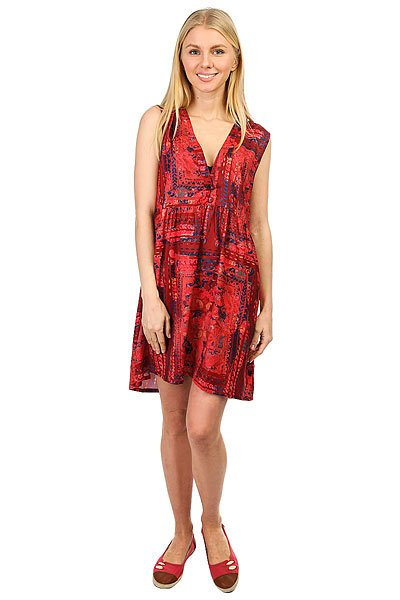 Платье женское Insight Last Avenue Dress Poppy