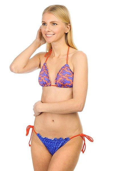 Купальник женский Insight Shima Reg Tri Coralina<br><br>Цвет: синий,оранжевый<br>Тип: Купальник<br>Возраст: Взрослый<br>Пол: Женский