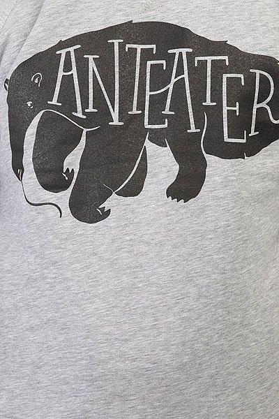 Толстовка свитшот Anteater Crewneck Hhme Grey от Proskater
