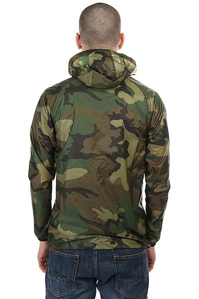 Ветровка Anteater Windjacket-54 Camo от Proskater