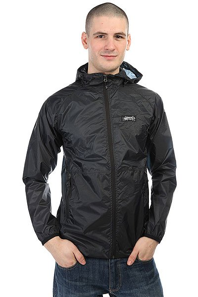 Ветровка Anteater Windjacket-55 Black от Proskater