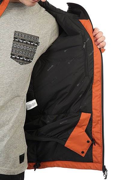 Куртка Anteater Parkkiller Terrakot от Proskater