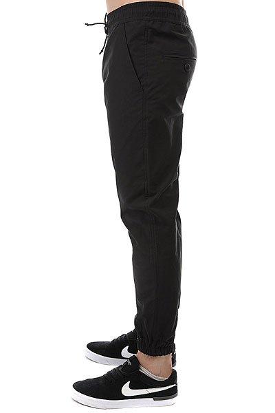 Штаны прямые Anteater Simple Joggers Black от Proskater