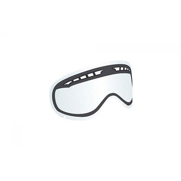 Линза для маски Dragon Foil Rpl Lens ClearСменная линза из прочного лексана с отличным периферийным обзором.Технические характеристики: Прочные и одновременно гибкие линзы из лексана.Линзы на 100% блокируют вредное ультрафиолетовое излучение.Устойчивое к царапинам покрытие.Технология против запотевания Super Anti-Fog.Светопропускная способность - 81%.Хорошо подходит для вечернего катания и для катания в условиях плохой видимости.<br><br>Цвет: белый<br>Тип: Линза для маски<br>Возраст: Взрослый<br>Пол: Мужской