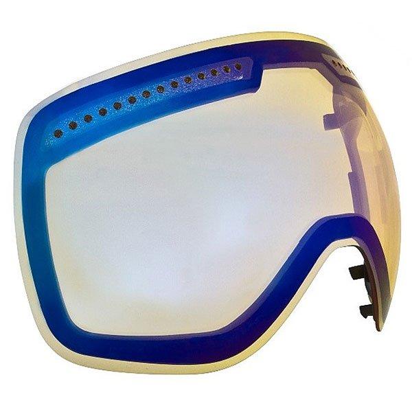 Линза для маски Dragon Nfxs Rpl Lens Yellow Blue IonУменьшенный вариант линзы NFX. NFXs сочетает в себе все визуальное превосходство дизайна с запатентованной безоправной технологией и цилиндрической линзой.Технические характеристики: Infinity Lens Technology - благодаря уникальной конструкции линзы маска имеет максимальный обзор.Прочные и одновременно гибкие линзы из лексана.Оптически корректные линзы.100% защита от ультрафиолета.Устойчивое к царапинам покрытие.Технология Super Anti-Fog.Светопропускная способность - 48% - 57%.Лучше всего подходит для меняющихся условий освещения от облачной погоды до умеренного солнца, добавляет четкости и убирает блики.<br><br>Цвет: желтый,синий<br>Тип: Линза для маски<br>Возраст: Взрослый<br>Пол: Мужской