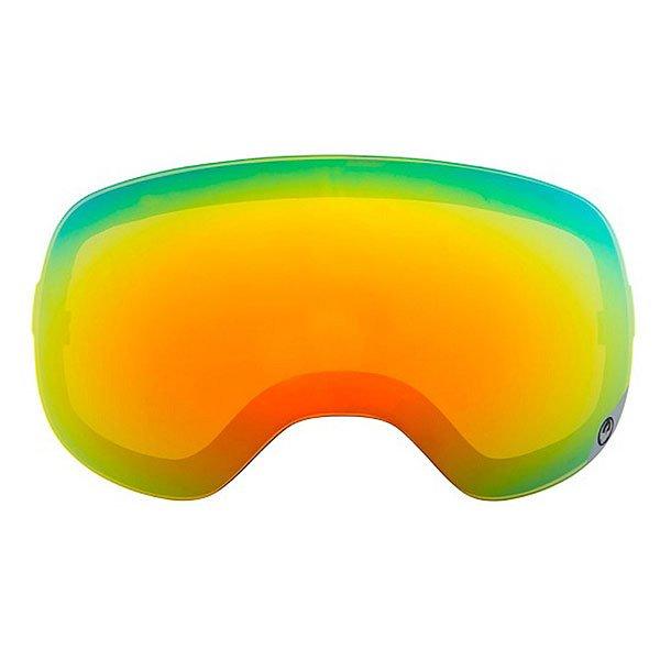 Линза для маски Dragon X1s Rpl Lens Red IonУменьшенная версия модели X1 с непревзойденным периферийным обзором и оптическим комфортом.Технические характеристики: Оптически корректные линзы.100% защита от ультрафиолета.Технология Super Anti-Fog - новейшая разработка, эксклюзивно у Dragon.Светопропускная способность - 19% - 22%.Лучше всего подходит для яркого солнца, добавляет четкости и защищает от яркого света.<br><br>Цвет: оранжевый,мультиколор<br>Тип: Линза для маски<br>Возраст: Взрослый<br>Пол: Мужской