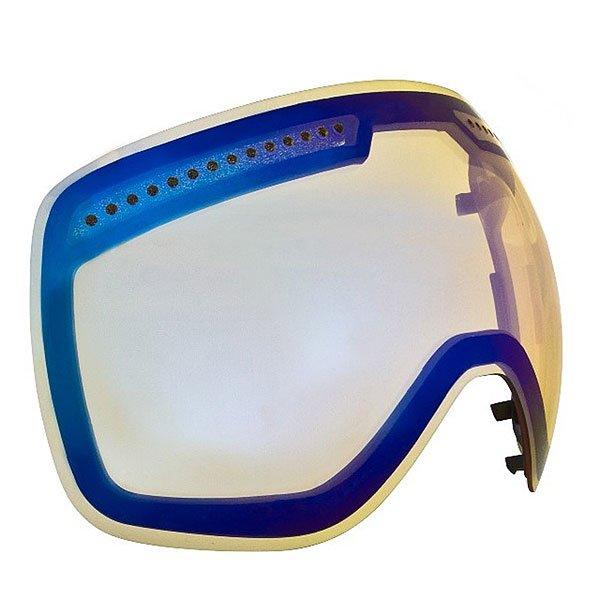Линза для маски Dragon X1s Rpl Lens Yellow Blue IonУменьшенная версия модели X1 с непревзойденным периферийным обзором и оптическим комфортом.Технические характеристики: Оптически корректные линзы.100% защита от ультрафиолета.Технология Super Anti-Fog - новейшая разработка, эксклюзивно у Dragon.Светопропускная способность - 48% - 57%.Лучше всего подходит для меняющихся условий освещения от облачной погоды до умеренного солнца, добавляет четкости и убирает блики.<br><br>Цвет: желтый,синий<br>Тип: Линза для маски<br>Возраст: Взрослый<br>Пол: Мужской