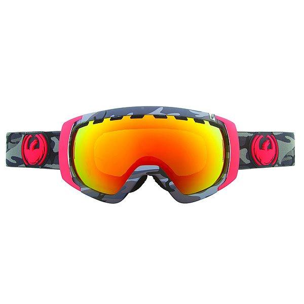 Маска для сноуборда Dragon Dx Red/Red IonizedDX одна из самых популярных масок в линейке Dragon. Простая и функциональная маска, в которой идеально сочетается комфорт и практичность.Технические характеристики: Двойные цилиндрические линзы.100% защита от UV.Двухслойная пена с подкладкой из микрофлиса для повышенного комфорта.Совместима со шлемом.Покрытие против запотевания Super Antifog.Для средней формы лица.Светопропускная способность - 19% - 22%.Лучше всего подходит для яркого солнца, добавляет четкости и защищает от яркого света.<br><br>Цвет: мультиколор<br>Тип: Маска для сноуборда<br>Возраст: Взрослый<br>Пол: Мужской