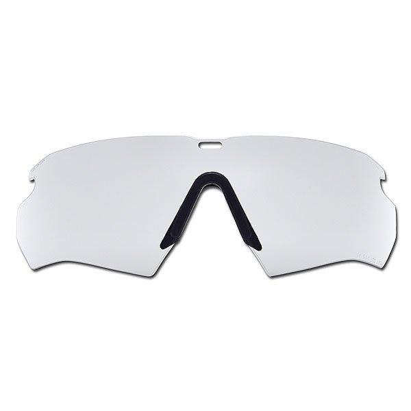 Аксессуары для очков Ess Rail ScotchСменные линзы Crossbow Hi-Def Bronze Lenses подходят для защитных очков серии Crossbow/Crosshair/Suppressor от компании ESS Eye Pro.Характеристики:Толщина сменной защитной поликарбонатной линзы Crossbow Hi-Def Bronze Lenses составляет 2,4 мм. Все защитные линзы ESSOPTICS™ не искажают предметов и имеют 100% защиту от ультрафиолетовых излучений UVA/UVB спектра. Линзы имеют покрытие ESS ClearZone™, которое обеспечивает защиту от царапин с внешней стороны и запотевания изнутри. Линза крепится к оправе с помощью системы DedBolt™, которая надежно фиксирует линзу и обеспечивает быструю ее смену.<br><br>Цвет: белый<br>Тип: Аксессуары для очков<br>Возраст: Взрослый<br>Пол: Мужской