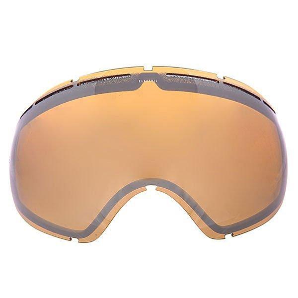 Линза для маски Electric Rake Bronze VentedСферическая линза для масок Electric сотличный периферийнымобзороми для любых погодных условий! Вам останется лишь выбрать свой вариант, ведь запасная линза никогда не будет лишней. Характеристики:Стопроцентная защита от лучей UVA / UVB. Специальное покрытие внешнего слоя позволяет избежать царапин. Покрытие внутреннего слоя, предотвращающее запотевание. Система распределения давления между линзами позволяет избежать искажения видимости. Антибликовое покрытие. Система вентиляции для уменьшения образования конденсата на поверхности.<br><br>Цвет: коричневый<br>Тип: Линза для маски<br>Возраст: Взрослый<br>Пол: Мужской