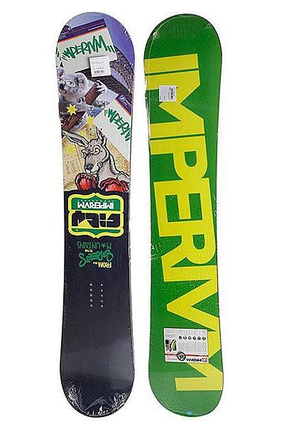 Сноуборд Imperivm City Series Sydney 151 Multicolor/Green