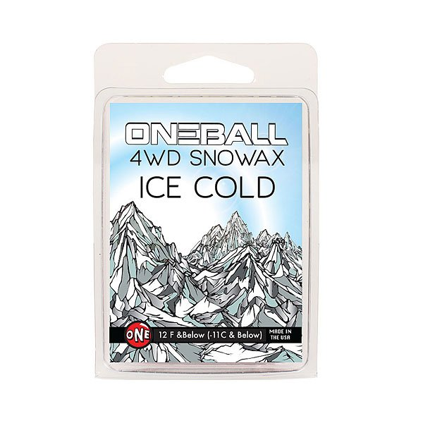 Парафин Oneball 4wd - Ice Assorted парафин oneball shape shifter toast assorted