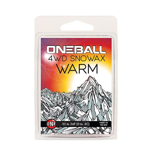 Парафин Oneball 4wd - Warm Assorted от Proskater