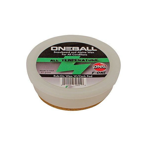 Парафин Oneball F-1 Rub-on Assort