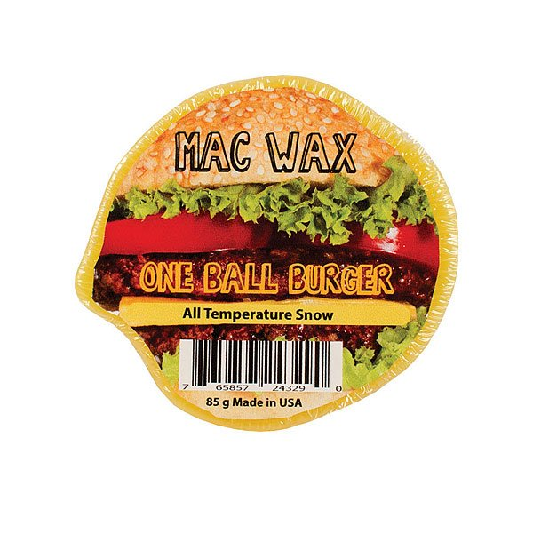 Парафин Oneball Shape Shifter - Mac Wax Assorted от Proskater