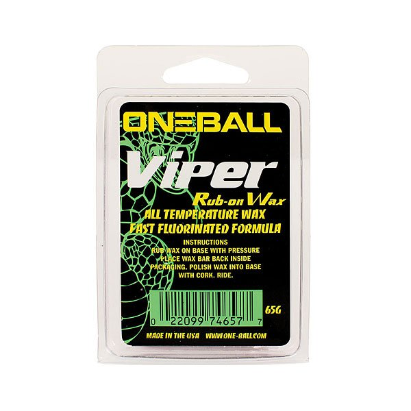Парафин Oneball Viper - Rub On Assorted от Proskater