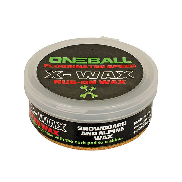 Парафин Oneball X-wax - Rub On Assorted от Proskater