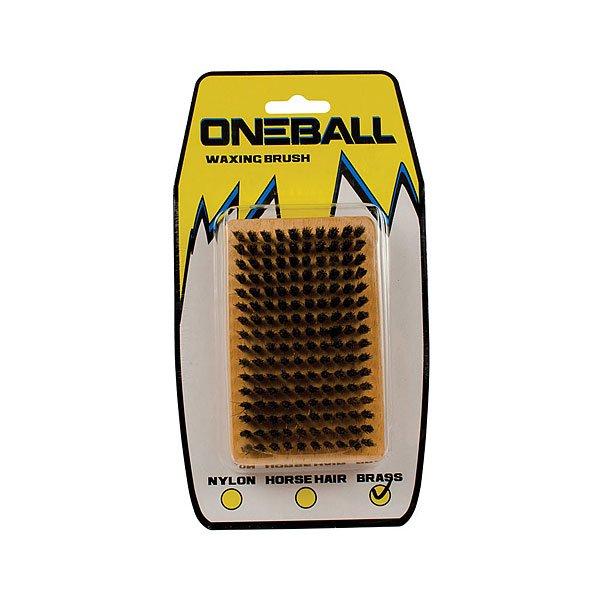 Щетка Oneball Brush - Brass Assorted от Proskater